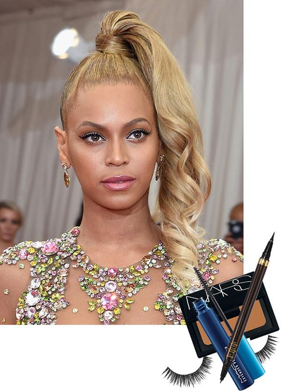 Beyonce at Met Ball 2015