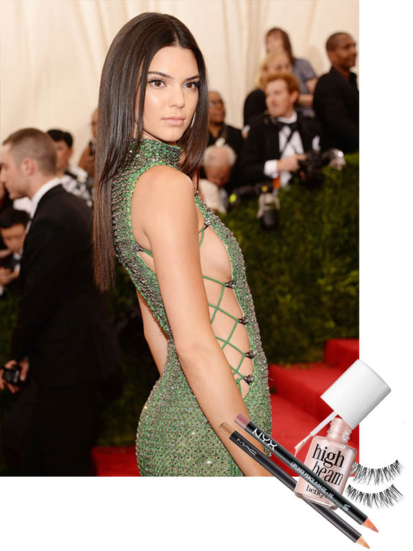 Kylie Jenner at Met Ball 2015