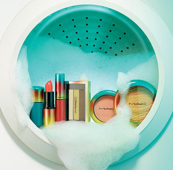 MAC Wash & Dry Collection, MAC Cosmetics, MAC Makeup