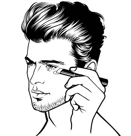 formen makeup for men titsup