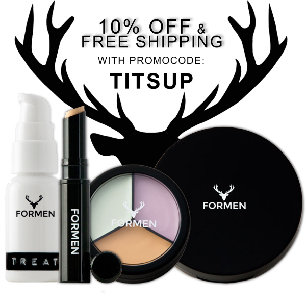 formen makeup for men titsup promocode