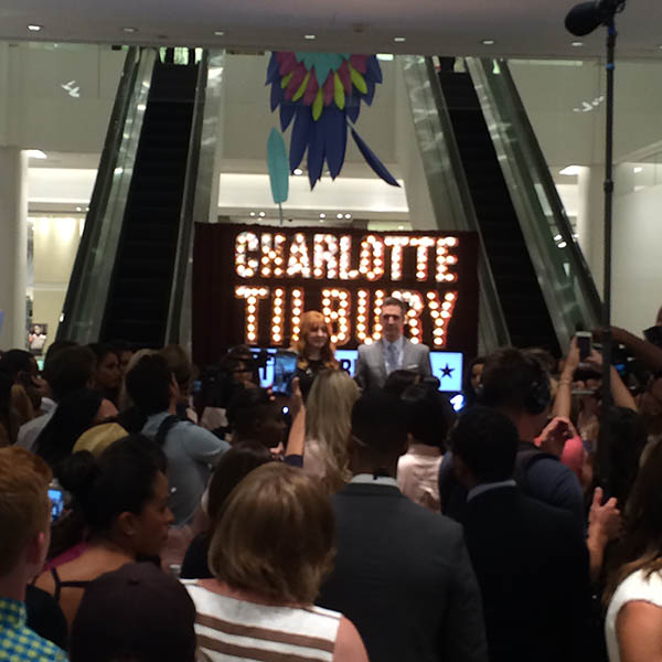 charlotte tilbury launch in canada, holt renfrew