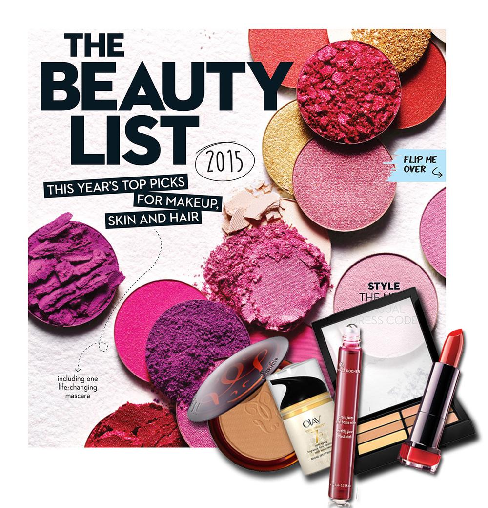 titsup blog chatelaine magazine the beauty list
