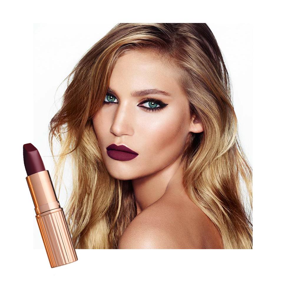 titsup blog charlotte tilbury matte revolution lipstick 1