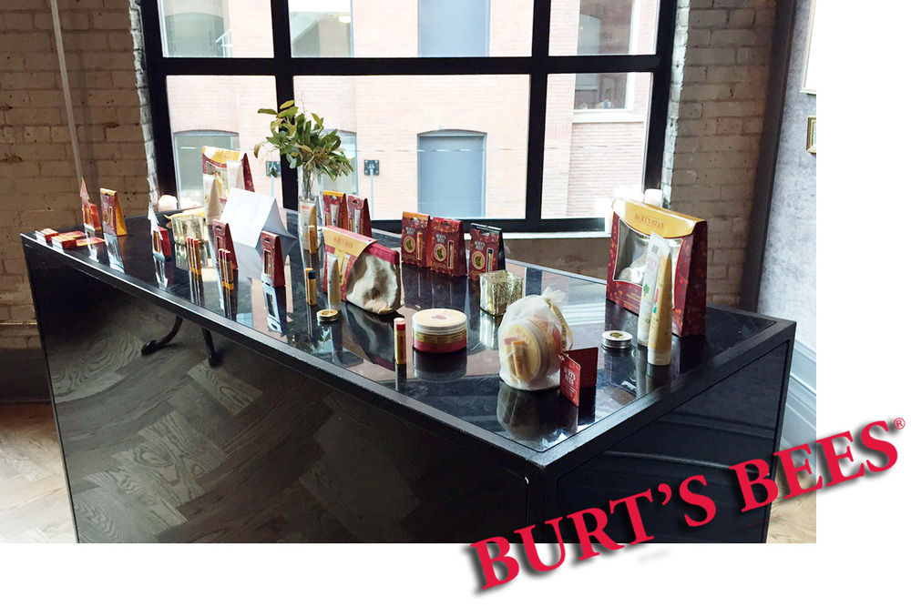 titsup blog burts bees holiday preview