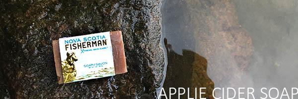 titsup blog nova scotia fisherman soap