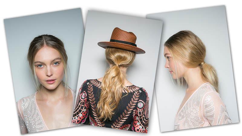Hair by Antonio Corral Calero, Global Moroccanoil Ambassador Photography: Piers Macdonald for Moroccanoil
