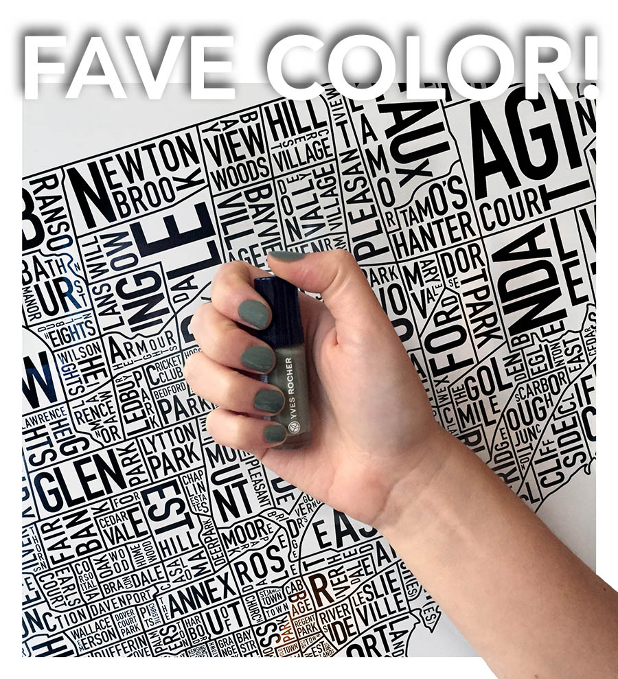 yves rocher nail polish titsup blog favorite