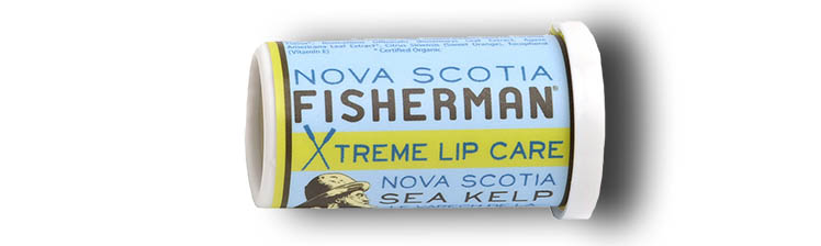 best lip balm nova scotia fisherman