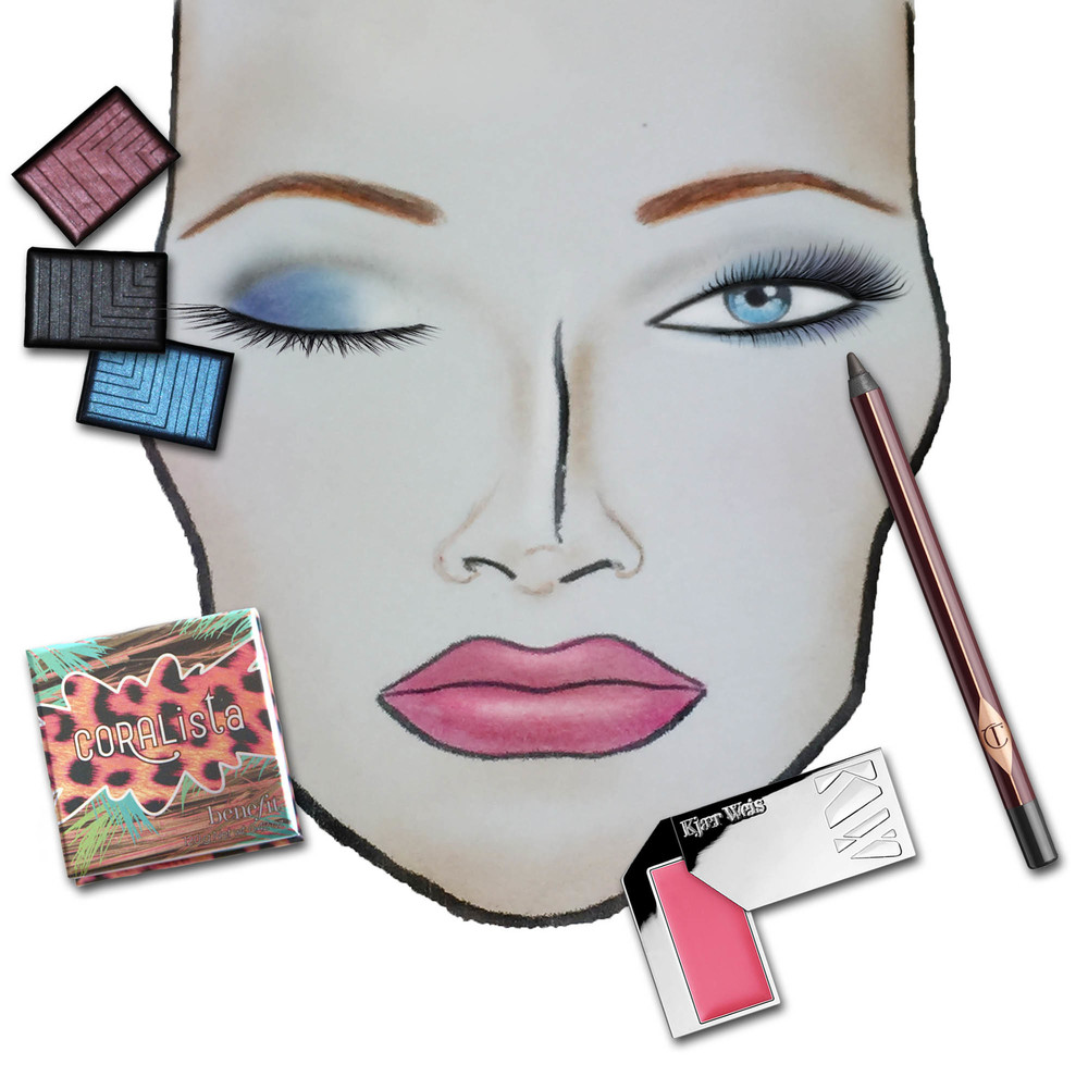 mac face chart 3