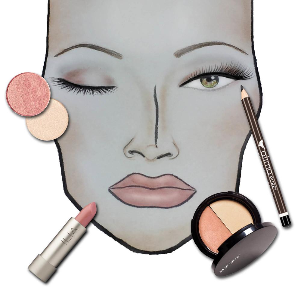 mac face chart 5