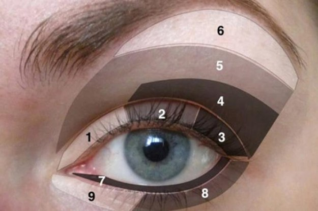 how to do a winged eye liner