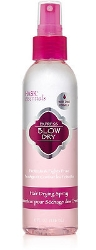 hask beauty express blow dry spray