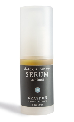 graydon detox + renew serum