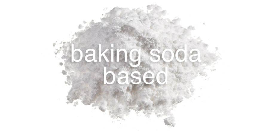 natural deodorant baking soda