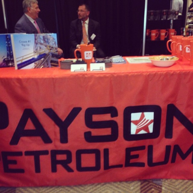 #representing the Payson orange at the REISA spring symposium