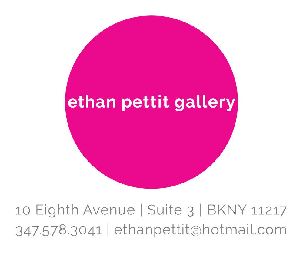 ethan pettit gallery logo