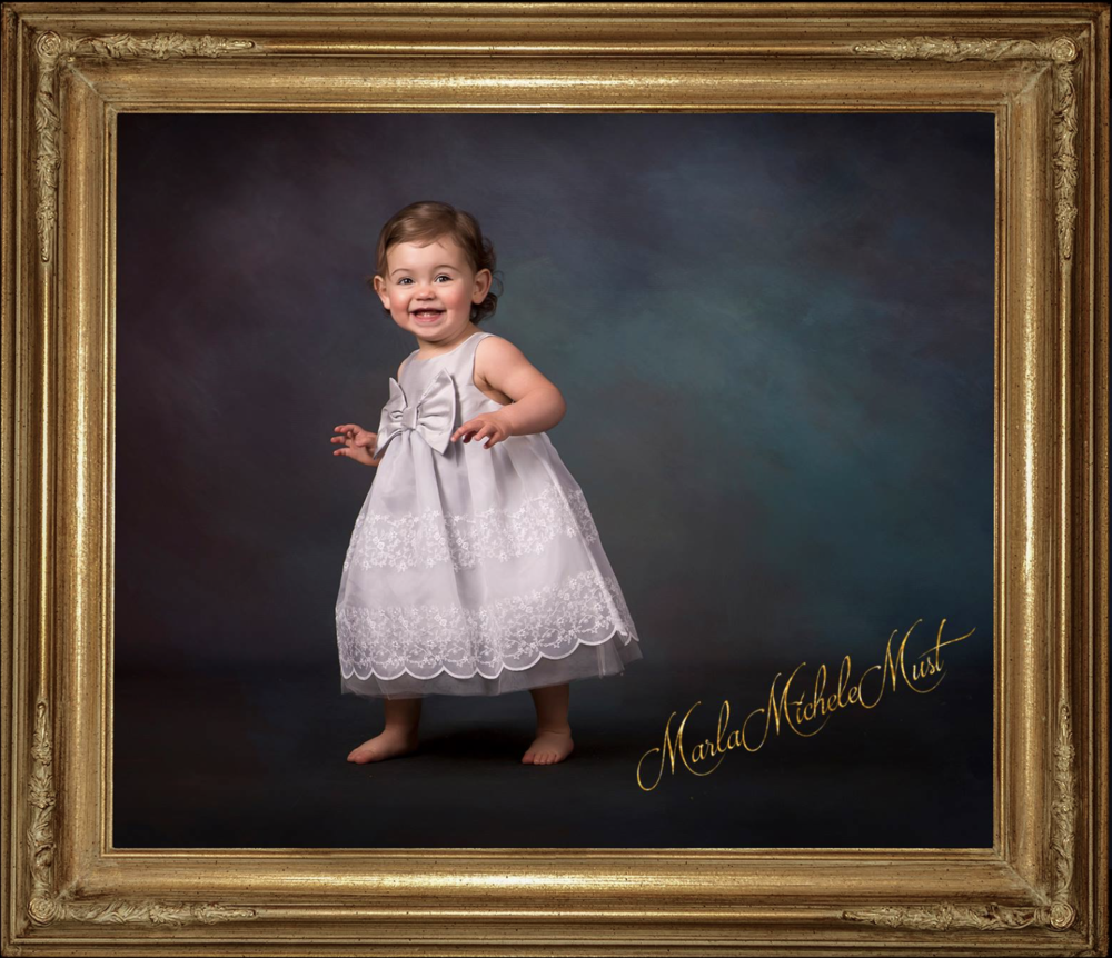 Fine Art Portraiture by Marla Michele Must - 1 Certificate at $3,000 value