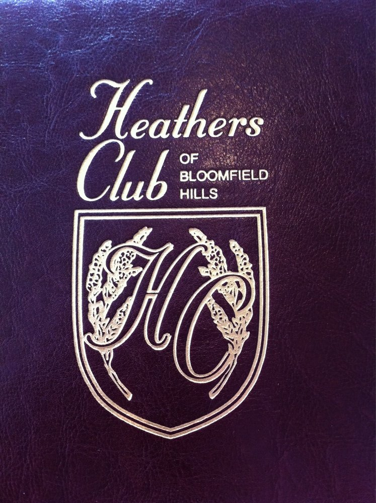 The Heather's Club of Bloomfield Hills -One Year Weekday Golf, Swim and Tennis Membership to The Heather's Golf Club (some restrictions) - Value $1,000