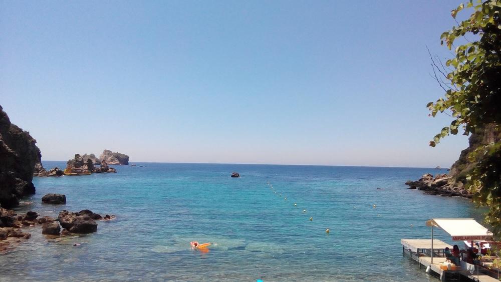 Ambelaki beach