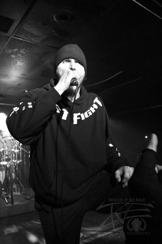 Fist Fight's Dustin Hollmer  photo: David Burke