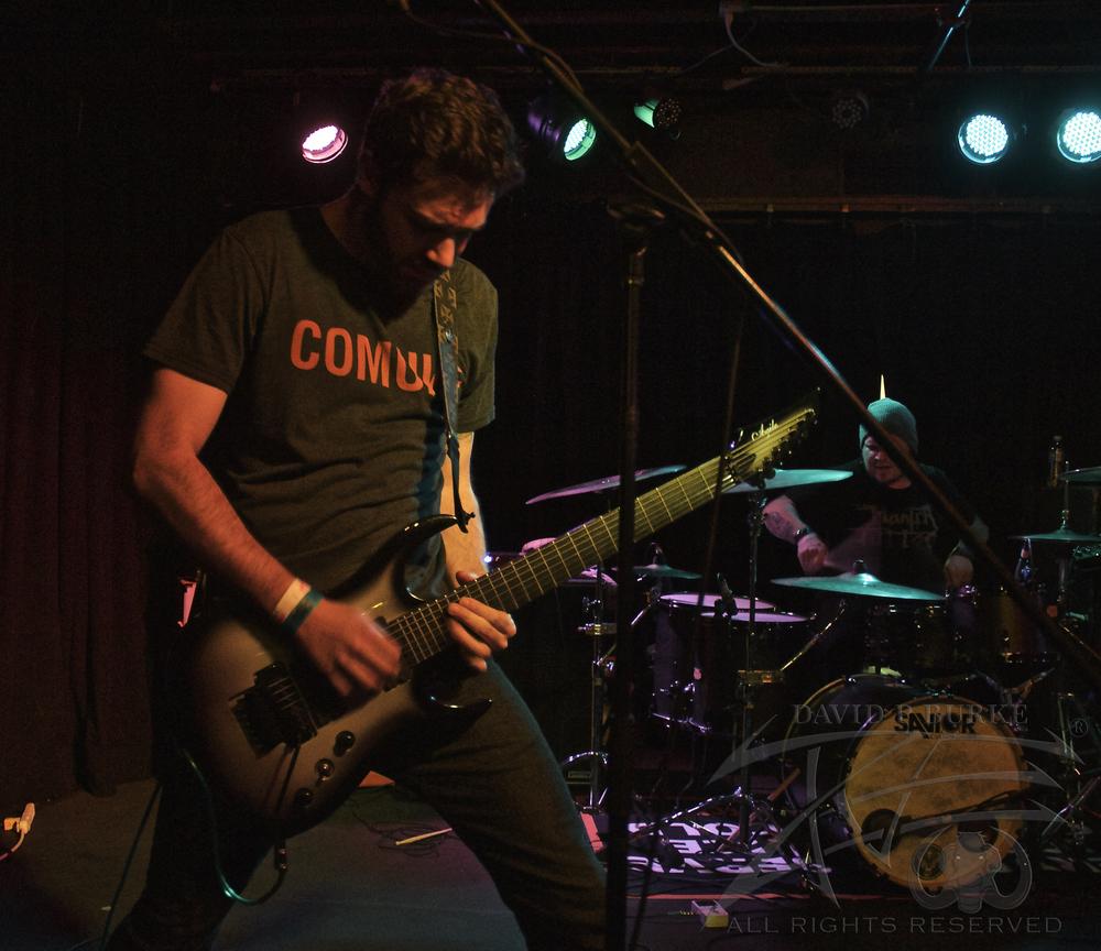 Son Survivor guitarist Keith Jellick  photo: David Burke