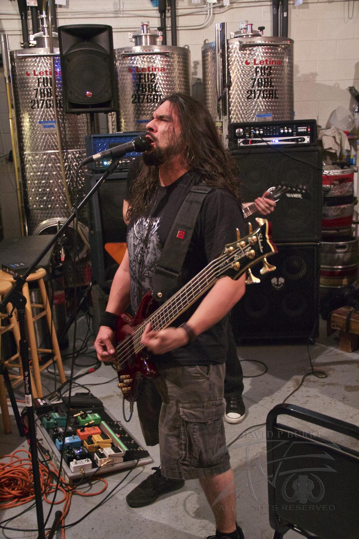 Fist Fight bassist Adrian Montoya