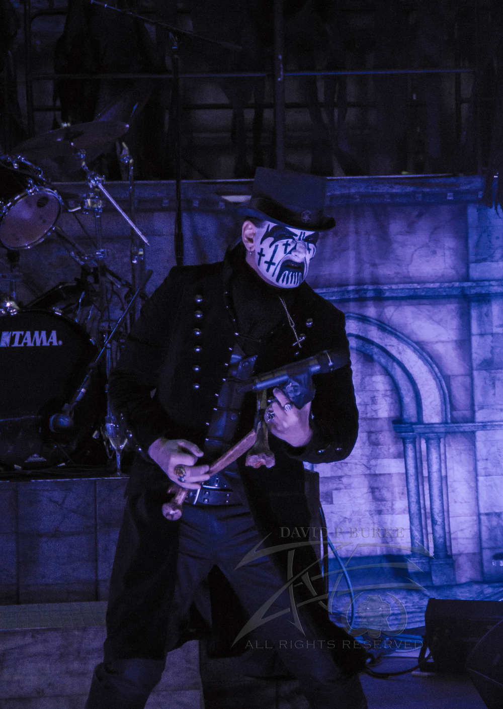 King Diamond    photo: David Burke
