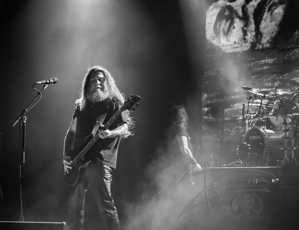 SLAYER!    photo: David Burke