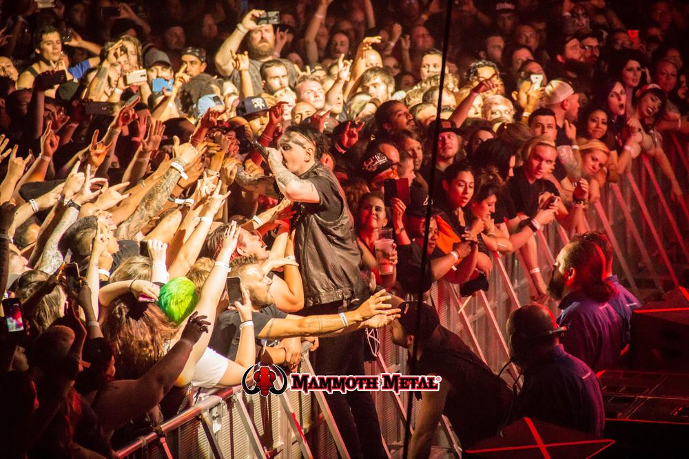 Marilyn Manson  photo: David Burke
