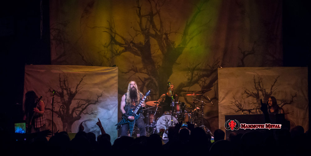 Black Label Society    photo: David Burke