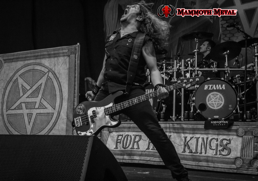 Frank Bello is a monster    photo: David Burke