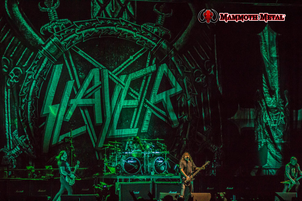 SLAYER!!!   photo: David Burke