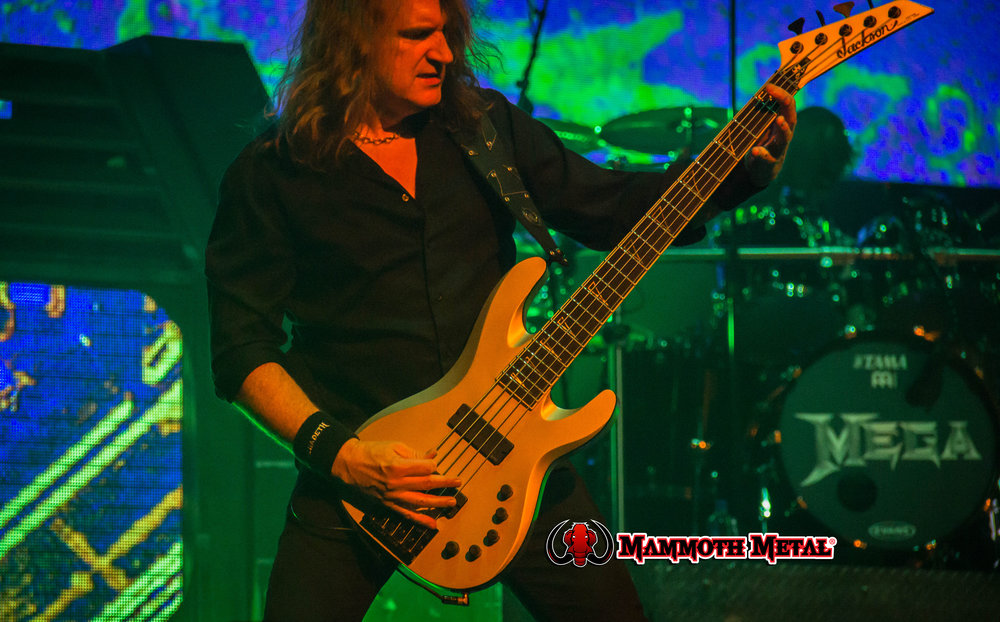 Symphony of Deth with David Ellefson    photo: David Burke