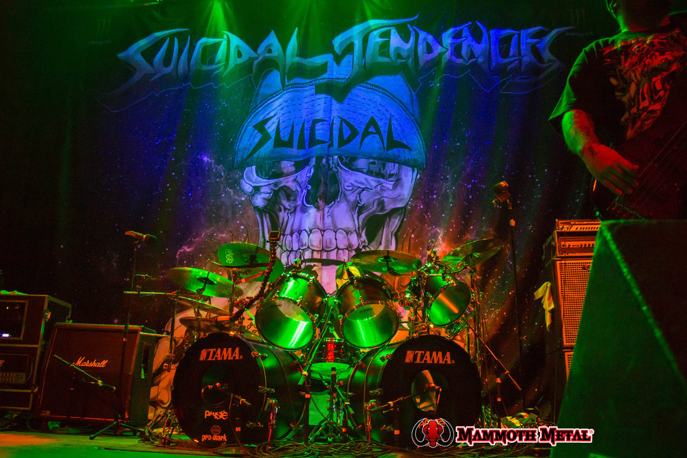 Suicidal Tendencies!    photo: David Burke