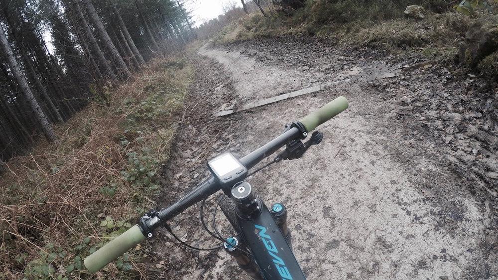 MTB in mud
