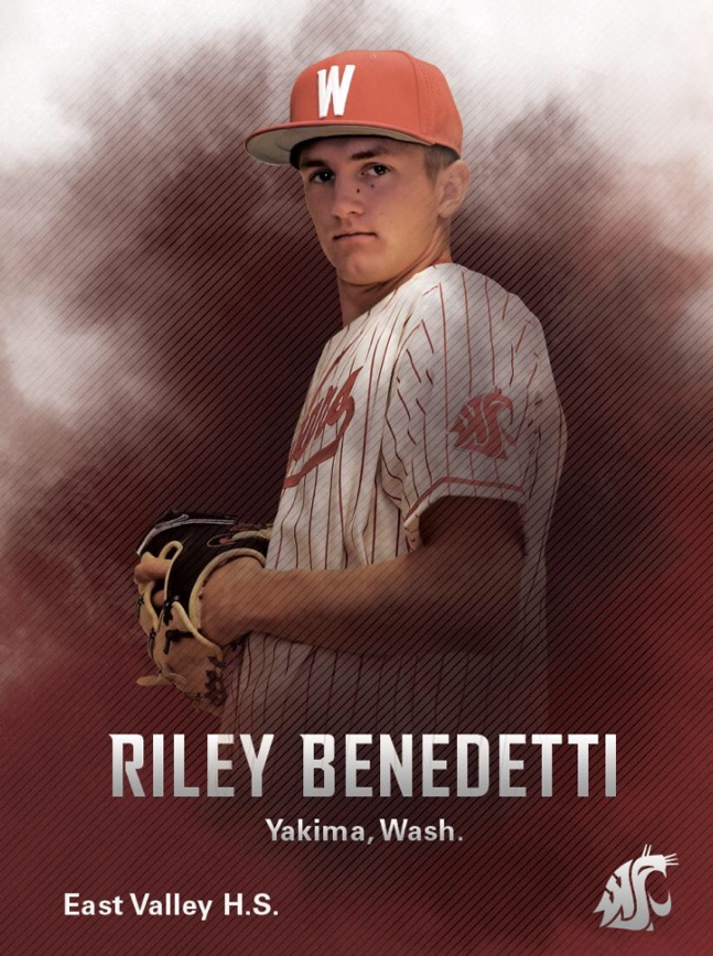 Riley Benedetti Signs with Washington State University KIMA VIDEO LINK