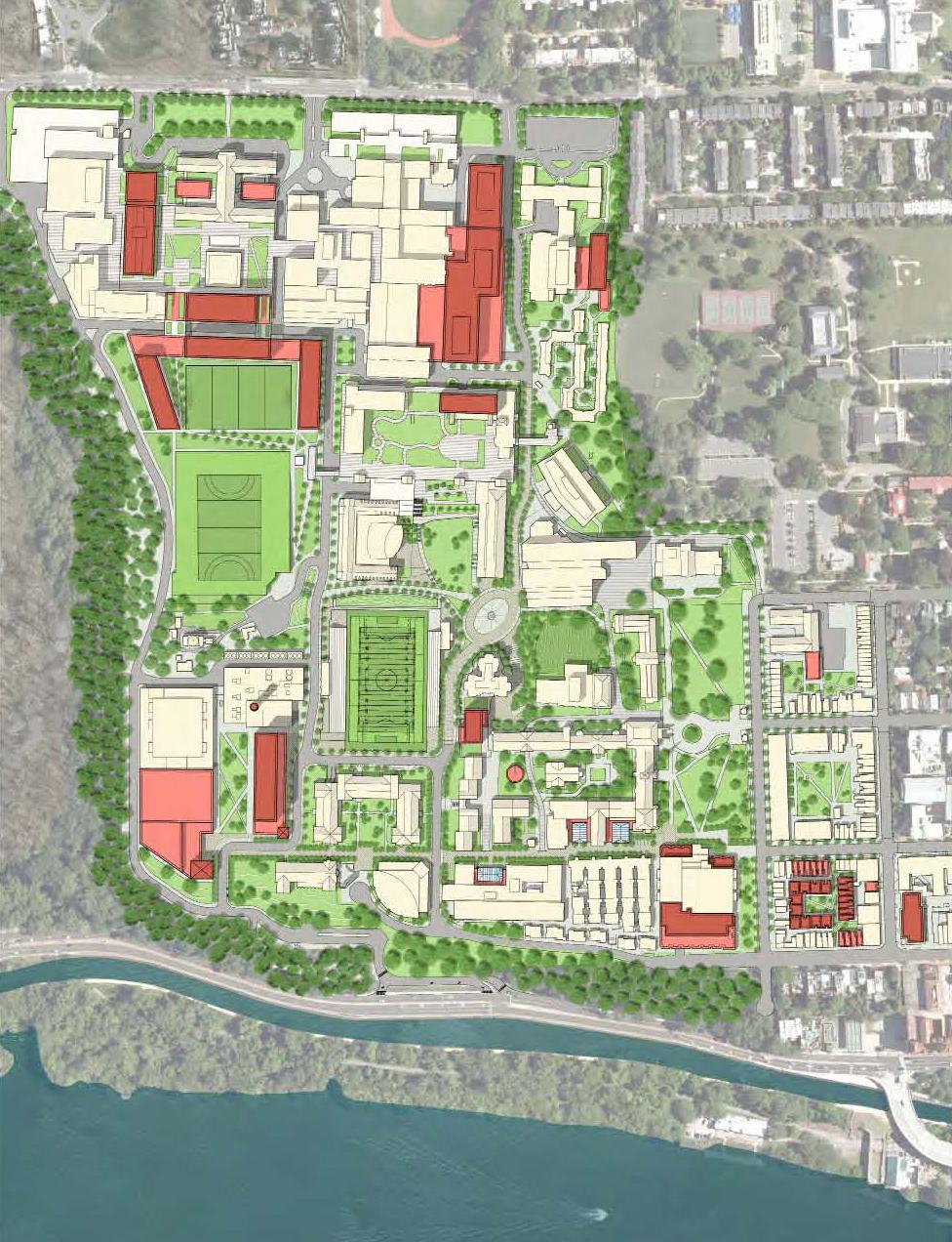 Georgetown University Master Plan**