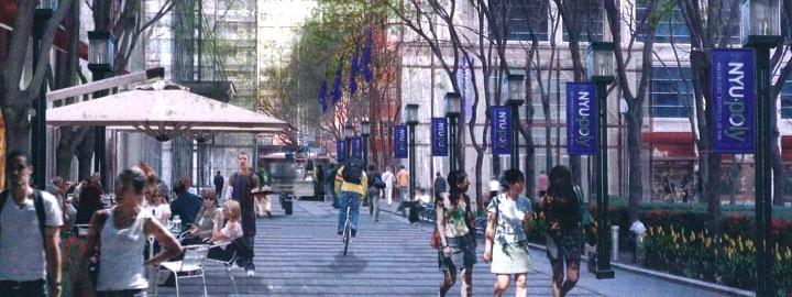 NYU Polytech Campus Plan**