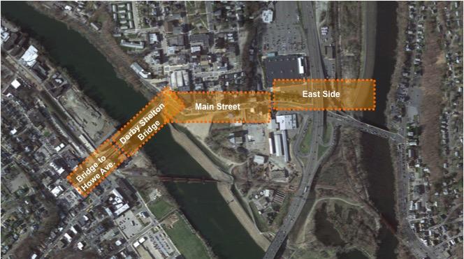 Derby/Shelton Bike and Pedestrian Improvement Plan, Derby, CT*