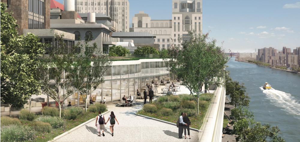 Rockefeller University River Campus Master Plan, New York, NY***