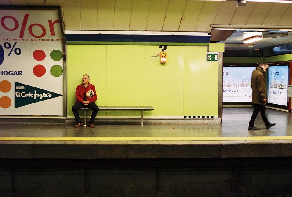 El Metro, Madrid