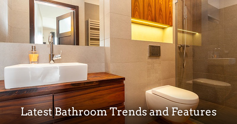 According to a recent  Houzz & Home survey , homeowners are investing more on bathroom renovations than in previous years, largely due to outdated designs and finishes. What types of upgrades are they spending money on? Here are some of the latest trends and tech updates being used in bathroom design.   Aesthetic Additions  You don't have to tackle a full overhaul to make a big impact in the bathroom. Smaller changes can often bring big rewards, both from a resale perspective and by adding value to your daily experience.  Cosmetic favorites, according to the National Kitchen & Bath Association's  2016 bathroom trends , include polished chrome finishes and neutral colors like white and gray. And bathrooms are becoming more streamlined with floating vanities, open shelving and undermount sinks. When larger changes are made, homeowners are incorporating amenities such as no-threshold showers and higher vanity heights that allow for aging in place.   Tech Touches  When you consider updating the appliances in your home, you may automatically think of doing so in the kitchen, living area or laundry room. Many, however, are quickly adopting technological advances in pursuit of the  smart bathroom . Some of the more popular add-ons available include:   High-tech toilets:  The most basic bathroom appliance now has seat-warming options, LED lights, motion sensors and automatic dryers.   Accessorized soaking tubs:  You can take a basic bath, or you can soak in a chromotherapy tub with mood-enhanced lighting. Or enjoy an air bath, with massaging bubbles similar to a hot spring.   Digital faucets and showers:  Along with reduced flow, which conserves water and money, faucet features also include touchless technology and programmable settings like a timed shower option.  Which market trends and tech updates appeal most to your family? When done well, these upgrades can improve your quality of life and increase the value of your home.