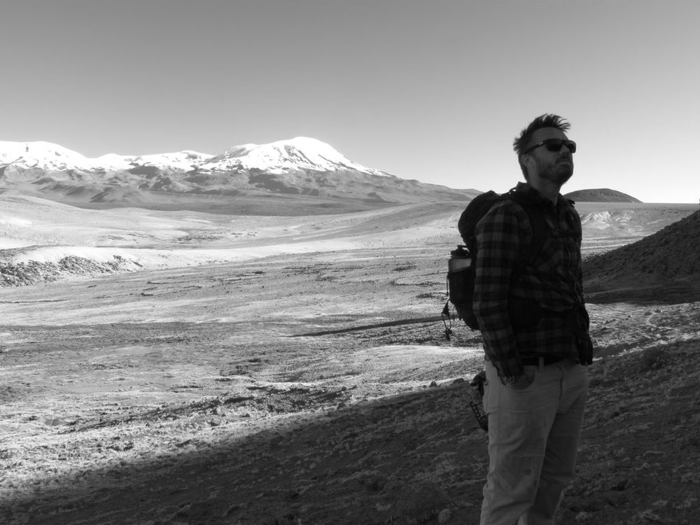 Pucuncho Basin, Southern Peru. 4500 masl.