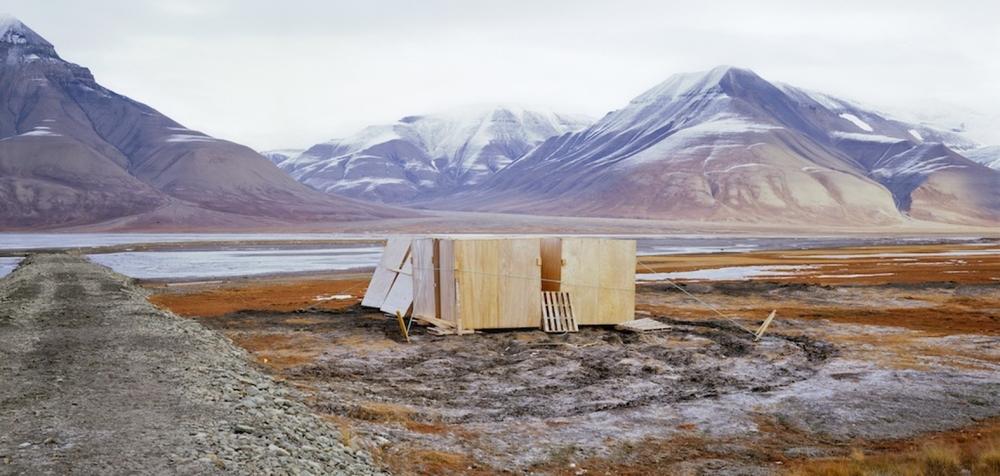 Geert Goiris,Spitsbergen(©1998)