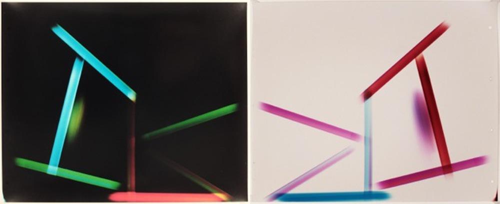 Composition of Light (Spectrum Print 03), 2015 © Katja Mater/Martin van Zomeren