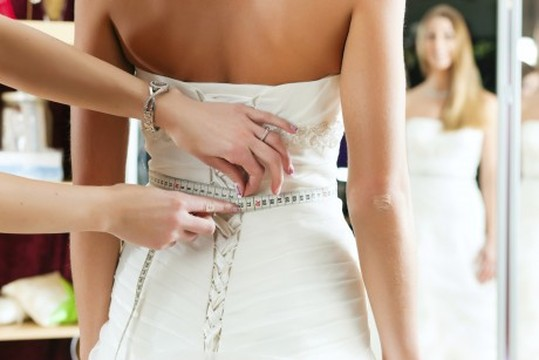 COST OF WEDDING DRESS ALTERATIONS, NJ