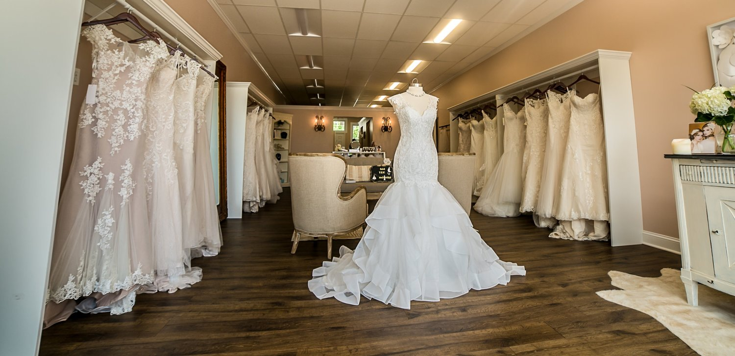 f60b99a363f4 Family owned bridal boutique nestled in the heart of quaint HoHoKus, New  Jersey. It all began with Aida's overwhelming fascination of weddings!