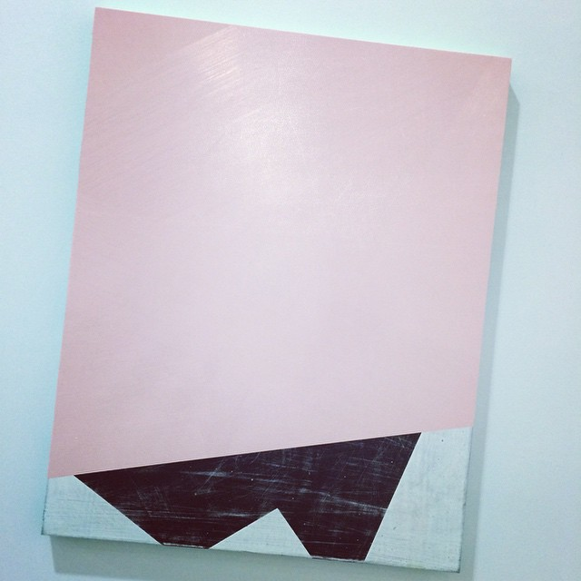 Mary ramsden #independentprojects #NYC #art (at Chelsea New York City)