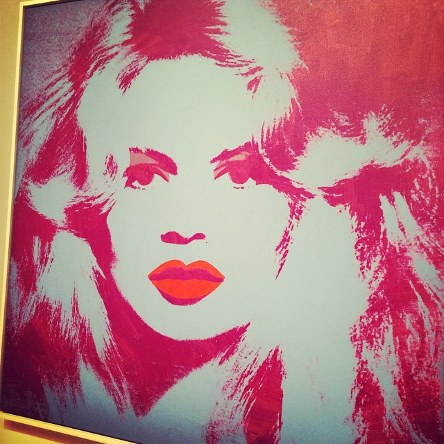 #andywarhol #BridgetteBardot @sothebys #sothebyscontemporary #art #NYC  (at Sotheby's Auction House)